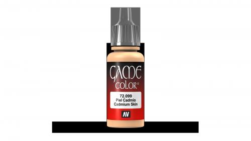 Cadmium Skin