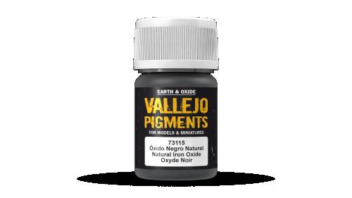 Natural Iron Oxide