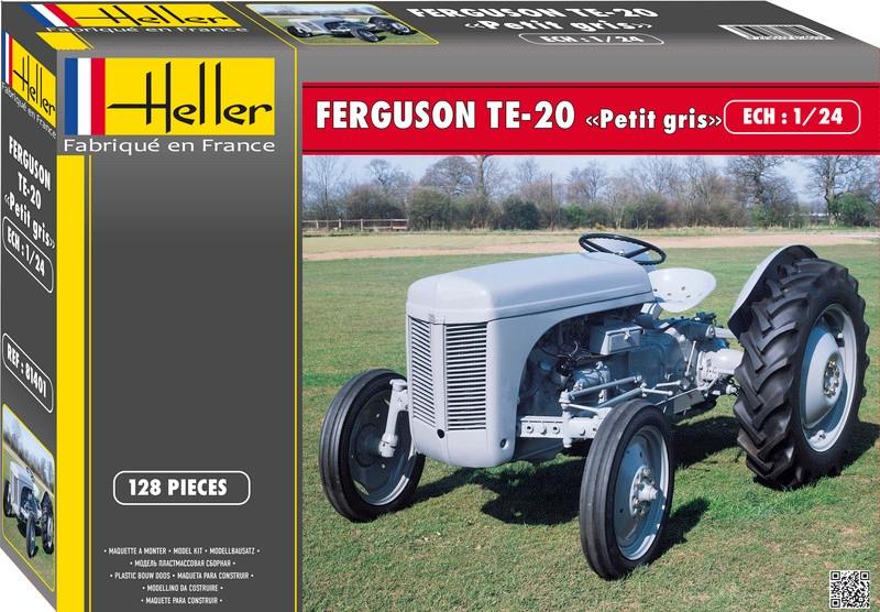FERGUSON GRÅLLE - Tractor 1/24