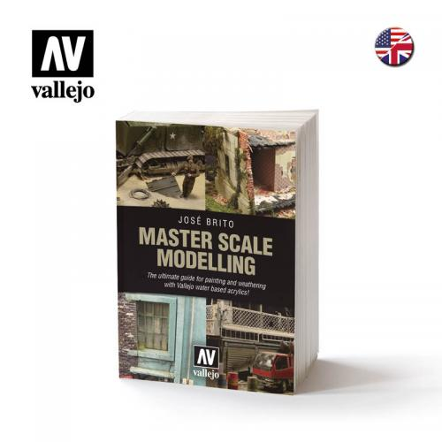 Master Scale Modelling book 552 pages