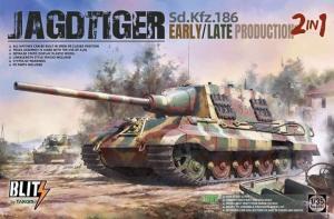 Sd.Kfz.186 Jagdtiger 1/35