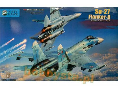 Sukhoi Su-27S SM3 Flanker-B 1/48