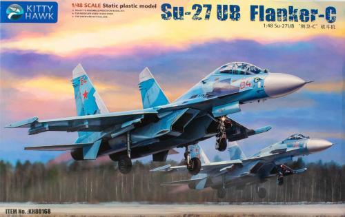 Sukhoi Su-27 UB Flanker-C 1/48