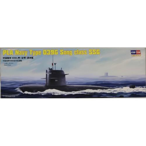 PLA Navy Type 039G Song Class SSG 1/200