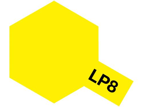LP-8 Pure yellow 10ml