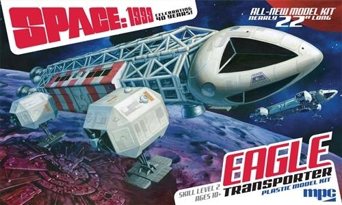 Space 1999 - Eagle Transporter 1/48