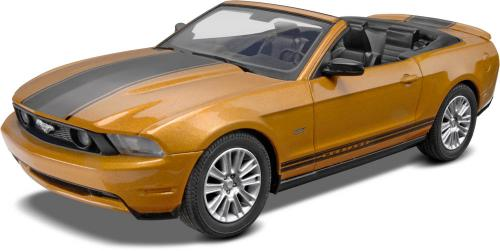 2010 Ford Mustang Convertible 1/25 Snap Tite