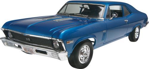 '69 Chevy Nova SS 1/25