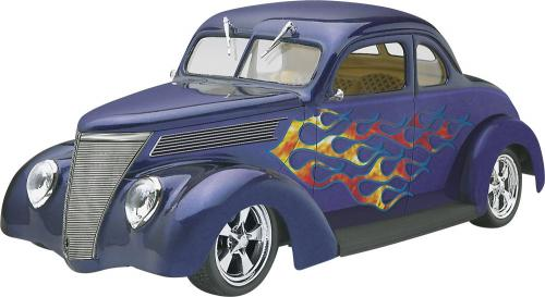 '37 Ford Coupe Street Rod 1/24