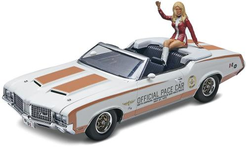 '72 Oldsmobile Indianapolis 500 Pace Car 1/25