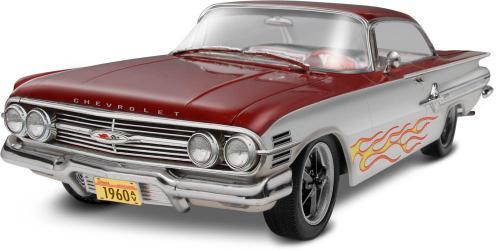 '60 Chevy Impala Hardtop 2 'n 1 1/25