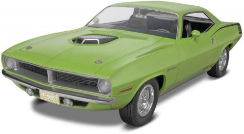 '70 Plymouth HEMI Cuda 2 'n 1 1/25