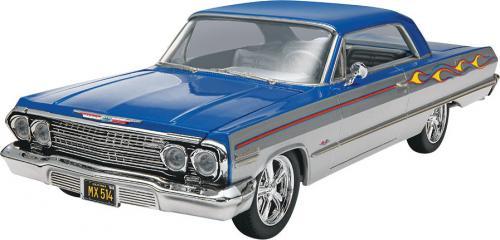 '63 Chevy Impala SS 1/25