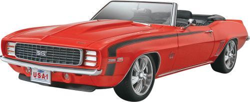 '69 Camaro SS/RS Convertible 2'n 1 1/25