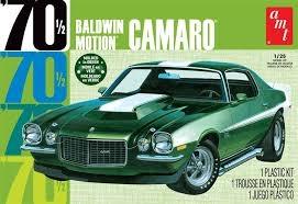 70 1/2 Baldwin Motion Camaro 1/25