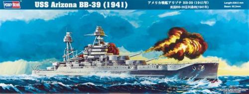 USS Arizona BB-39 (1941) 1/350