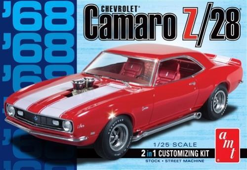 1968 Chevrolet Camaro Z/28 1/25