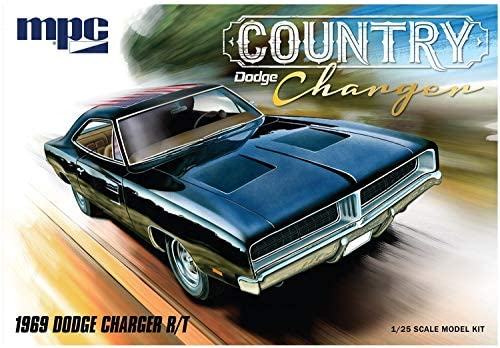 1969 Dodge Country Charger R/T 1/25
