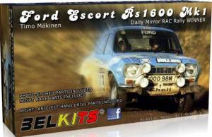 Ford Escort RS1600 MKI Mäkinen/Liddon 1/24
