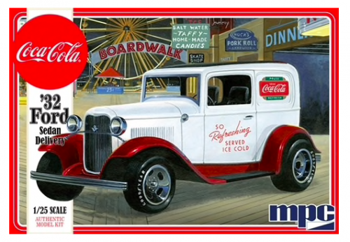 1932 Ford Sedan Delivery Coca Cola 1/25