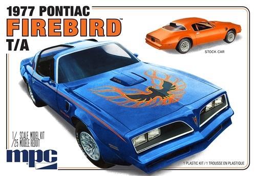 1967 Ponitiac Firebird T/A 2T 1/25