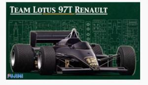 Lotus 97T 1985 1/20
