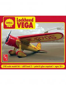 Shell Lockhead Vega 1/48