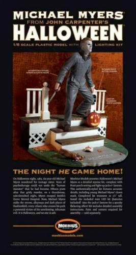 Michael Myers Halloween H.25 cm 1/8