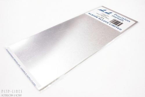 Aluminiumplåt 0.5 mm (2st.)