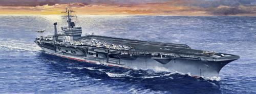 U.S.S. CARL VINSON CVN-70 (1999) 1/720