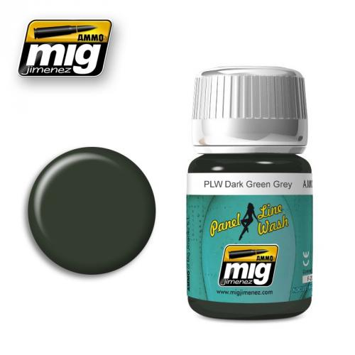 DARK GREEN GREY