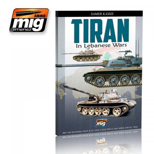 Ammo of Mig - TIRAN in lebanese wars (English Version)