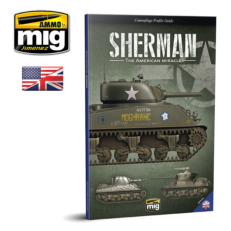 SHERMAN - THE AMERICAN MIRACLE (English)