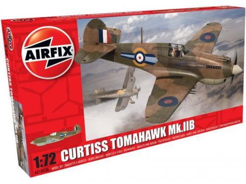 Curtis Tomahawk Mk.IIB 1/72