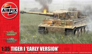Tiger-1, Early Version 1/35