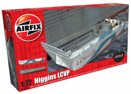 Higgins LCVP 1/72