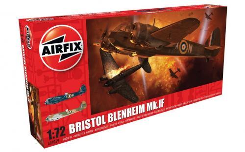 Bristol Blenheim Mk.If 1/72