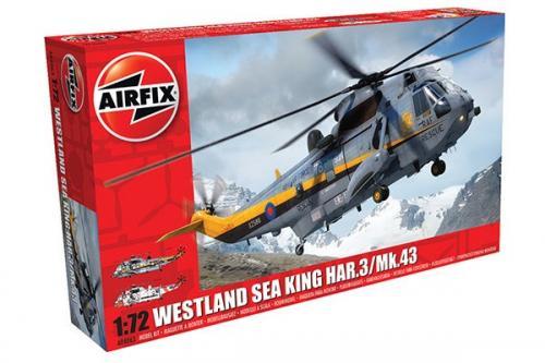 Westland Sea King HAR.3/Mk.43 1/72