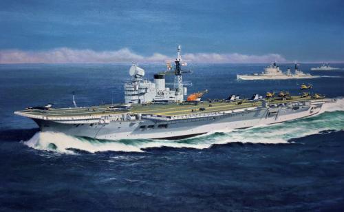HMS Victorious 1/600
