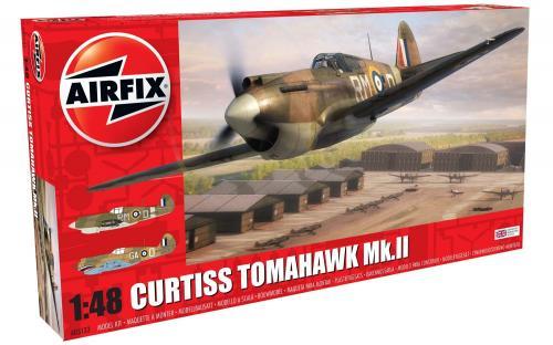 Curtiss Tomahawk MK.II 1/48