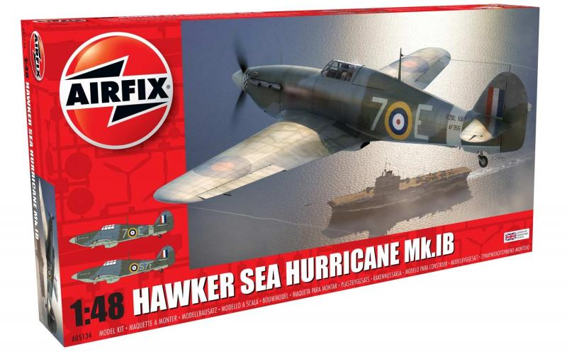 Hawker Sea Hurricane MK.IB 1/48