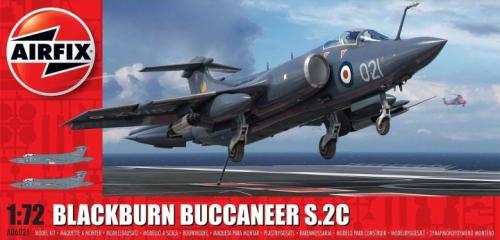 Blackburn Buccaneer S Mk.2 RN 1/72