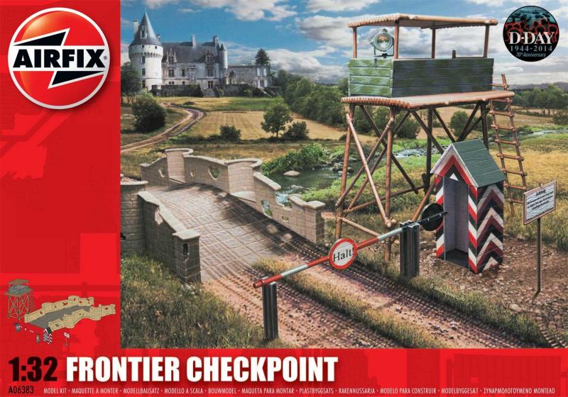 Frontier Checkpoint 1/32