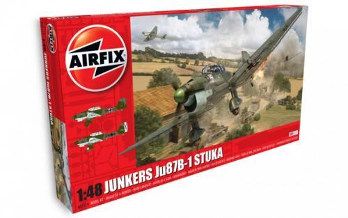 Junkers Ju87B-1 Stuka 1/48