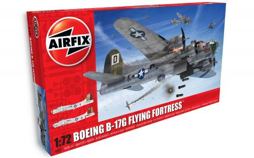 Boeing B-17G Flying Fortress 1/72