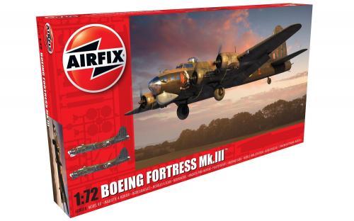 Boeing Fortress MK.III 1/72