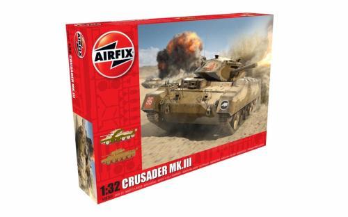 Crusader MkIII Tank 1/32