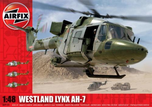 Westland Lynx Army AH-7 1/48