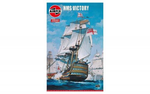 HMS Victory 1765 1/180 Vintage