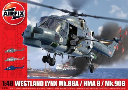 Westland Lynx Mk.88A / Hma 8 / Mk.90B 1/48